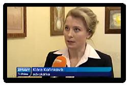 tv Prima18.1.2010